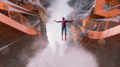 'Spider-Man: Homecoming' trailer debuts on Jimmy Kimmel Live