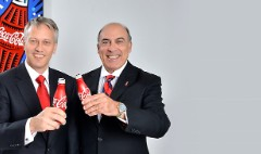 Coca-Cola CEO stepping down