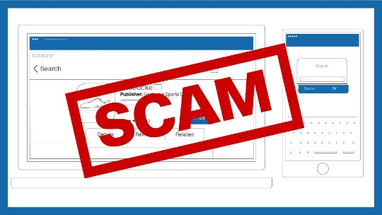 Don't get duped by online shopping scams