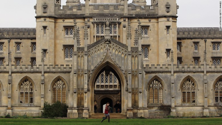 Why some top students are avoiding Cambridge