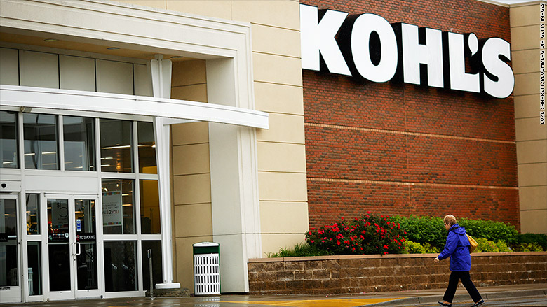 JCPenney, Kohl's, Macy's and Sears sued over misleading prices