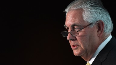 Exxon's longtime CEO would be America's emissary on climate change