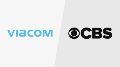 Viacom, CBS up amid merger discussions
