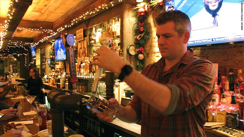 trump tower bartender