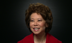 Elaine Chao in 60 seconds