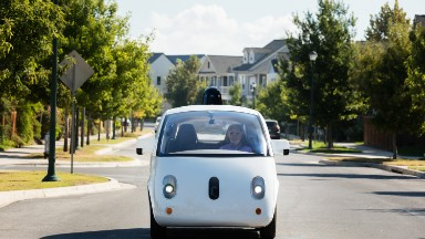 Google launches Waymo and moves closer to self-driving cars