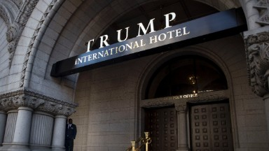 House Democrats sue Trump Administration over D.C. hotel records