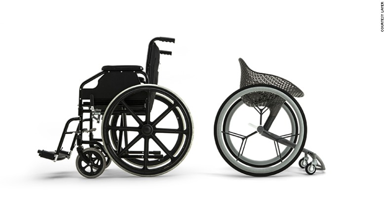 Layer wheelchair compare