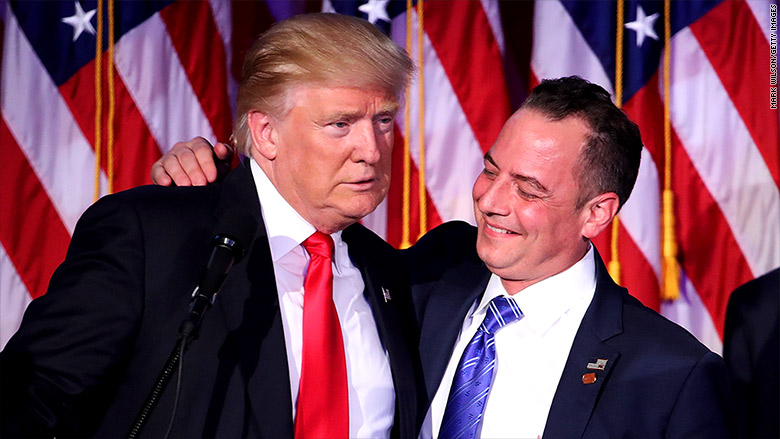 Priebus: 'We've looked at' changing libel laws