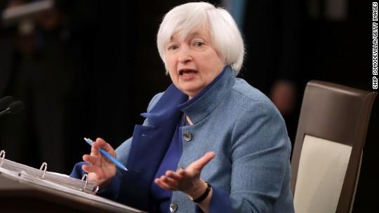 Yellen: U.S. is near 'maximum employment'