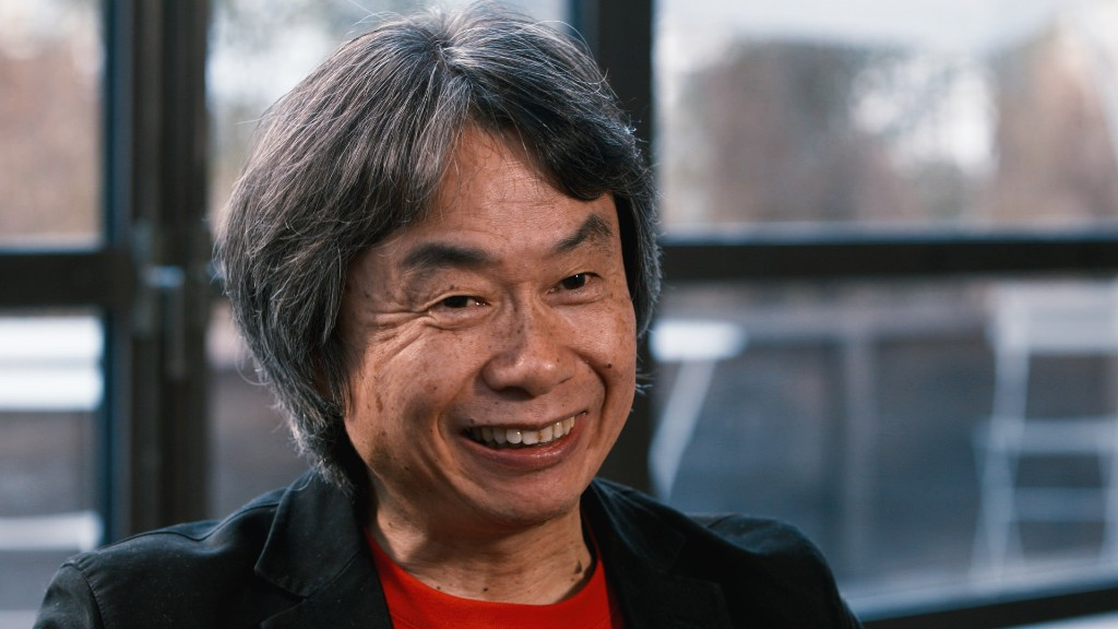Mario creator Shigeru Miyamoto dreams about strange forests