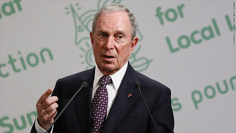 bloomberg climate change