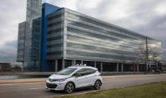 GM to build self-driving cars in Detroit