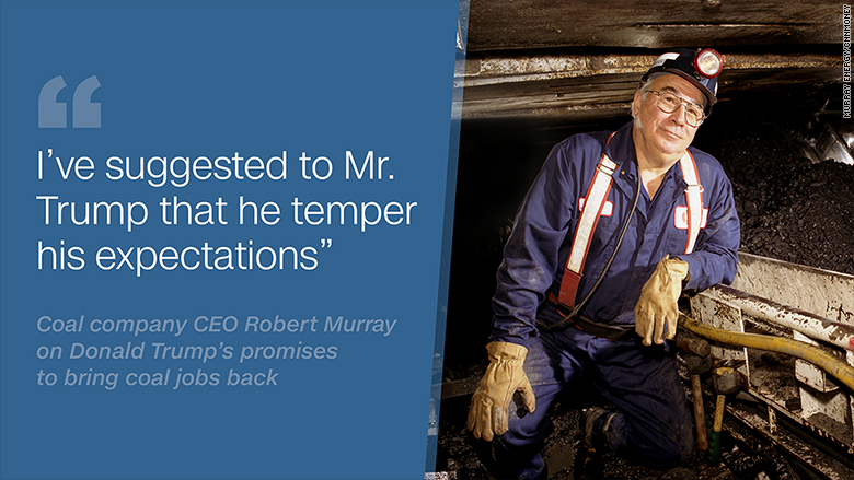 robert murray coal energy quote