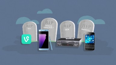 In memoriam: 13 tech products we lost in 2016