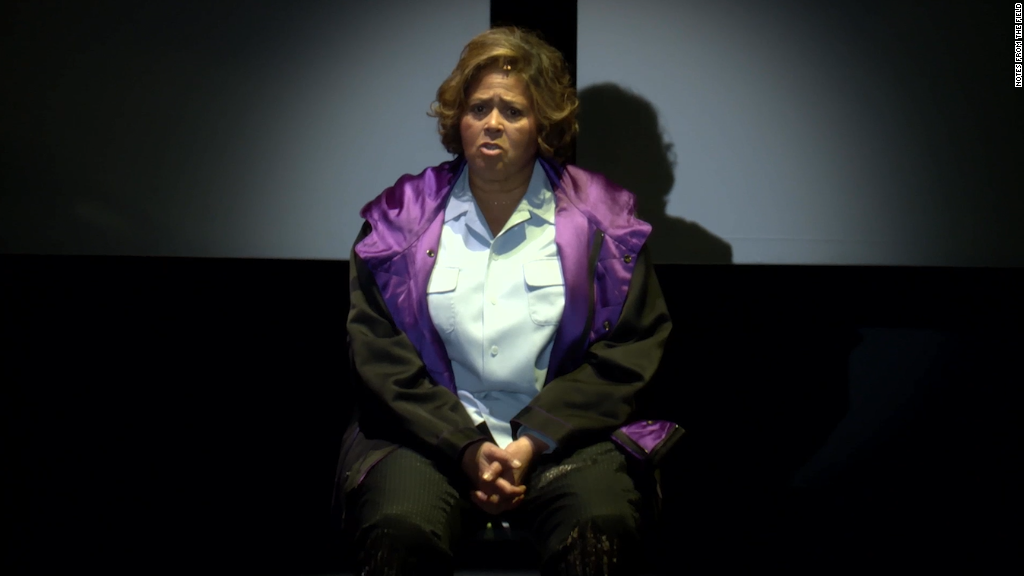 Anna Deavere Smith brings criminal injustice to the stage