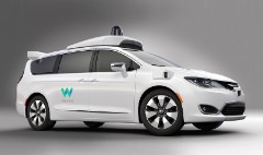 Google's Waymo worth more than GM, Tesla and Uber?