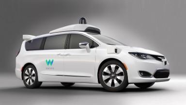 Google's Waymo worth more than GM, Tesla and Uber?