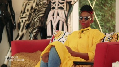 Senegalese designer to the stars