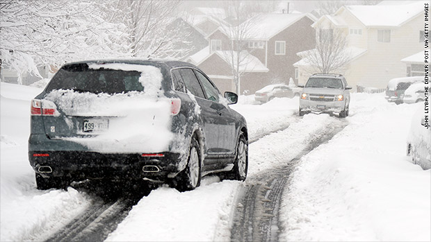 Why your SUV needs winter tires
