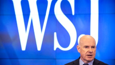 WSJ staffers unhappy with cautious treatment of President Trump