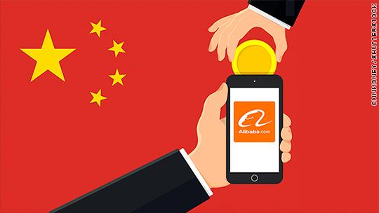 China's Alibaba may soon be bigger than Amazon