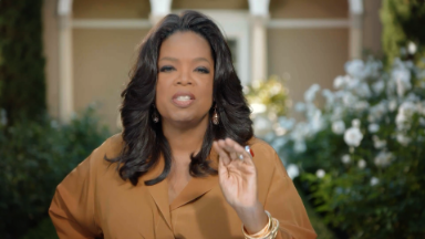 Oprah loses 40 pounds, gains big $ with Weight Watchers