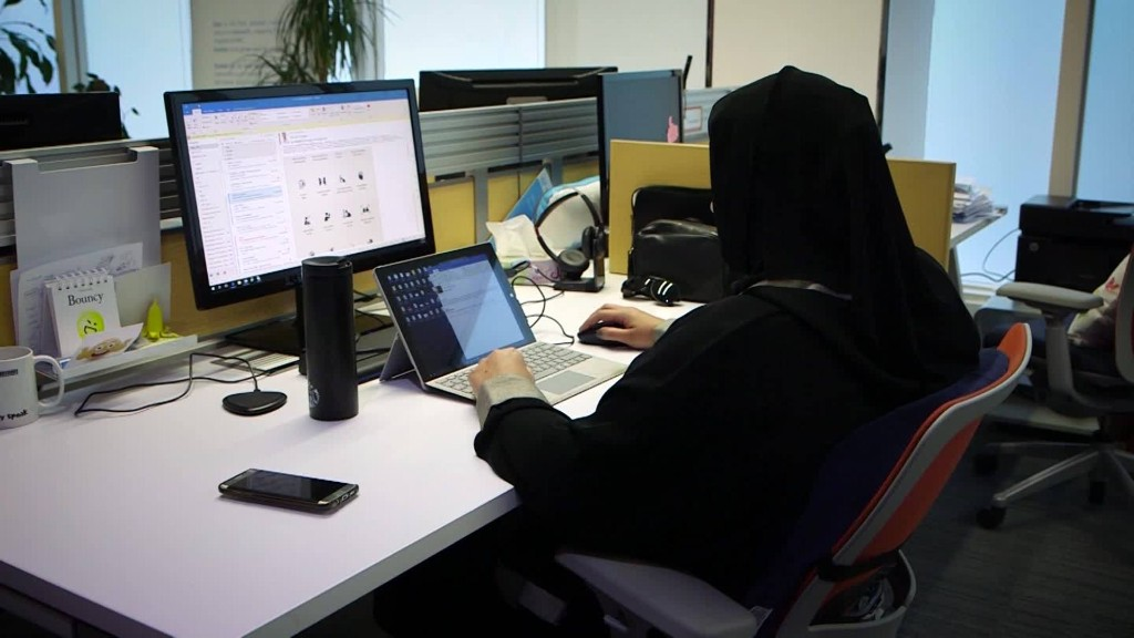 Saudi Arabia is growing its tech scene