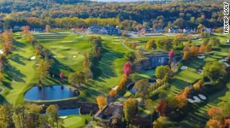 trump golf westchester trump national golf club