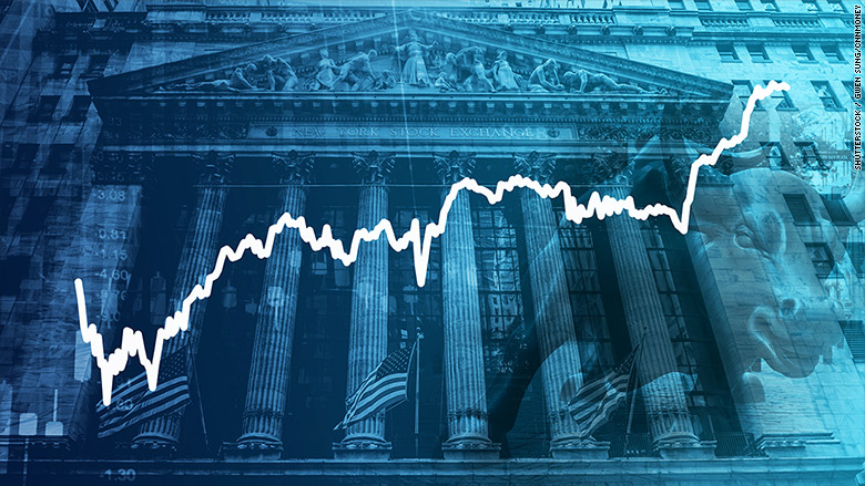 Dow winning streak; Retailers need therapy; Consumers confident?