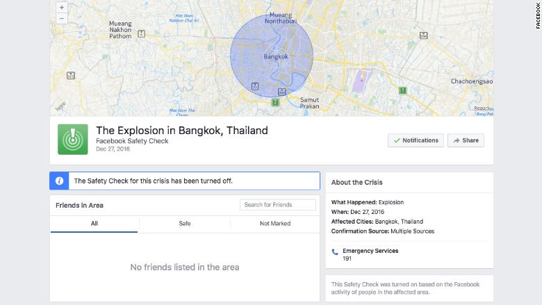 facebook safety check bangkok explosion