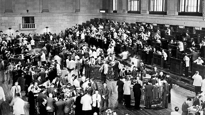 NYSE 1929