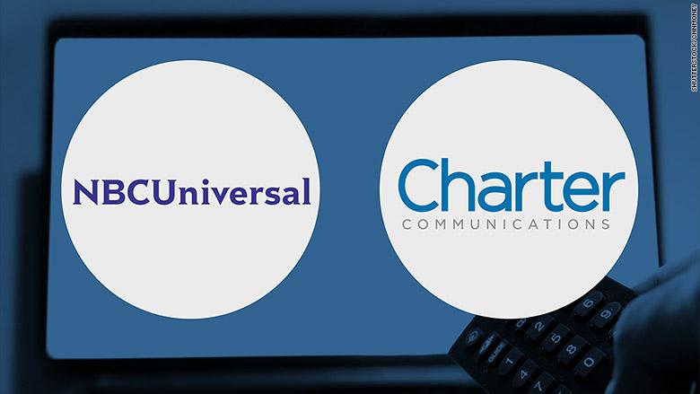 nbcuniversal charter communications
