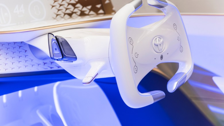 Toyota Concept-i Bows at CES With Welcoming AI System
