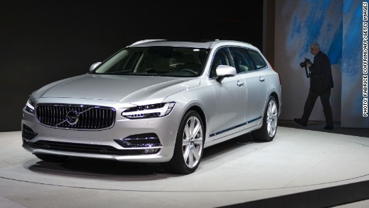 Volvo outsold in Sweden for first time since 1962