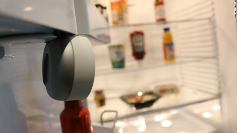 fridgecam ces 2017