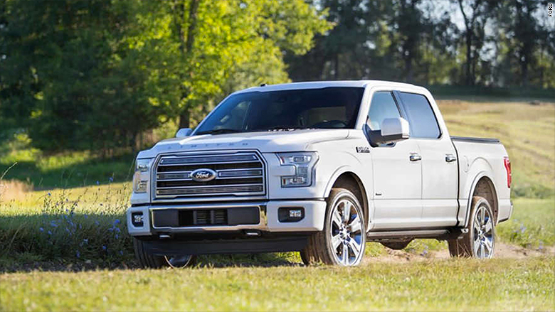 2017 ford f150 & Ford: F-series is best-selling truck for 40 years - Jan. 4 2017 markmcfarlin.com