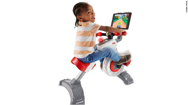 fisher price smart cycle kid 2