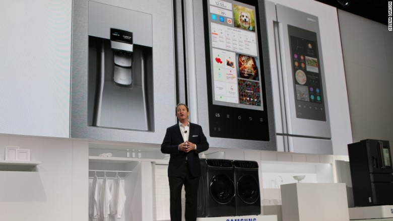 samsung appliances ces 2017