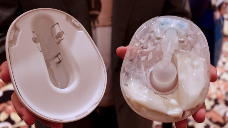 willow breast pump ces 2017