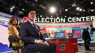 In their own words: The story of covering Election Night 2016