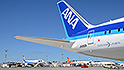 Boeing sales decline despite late buying spree