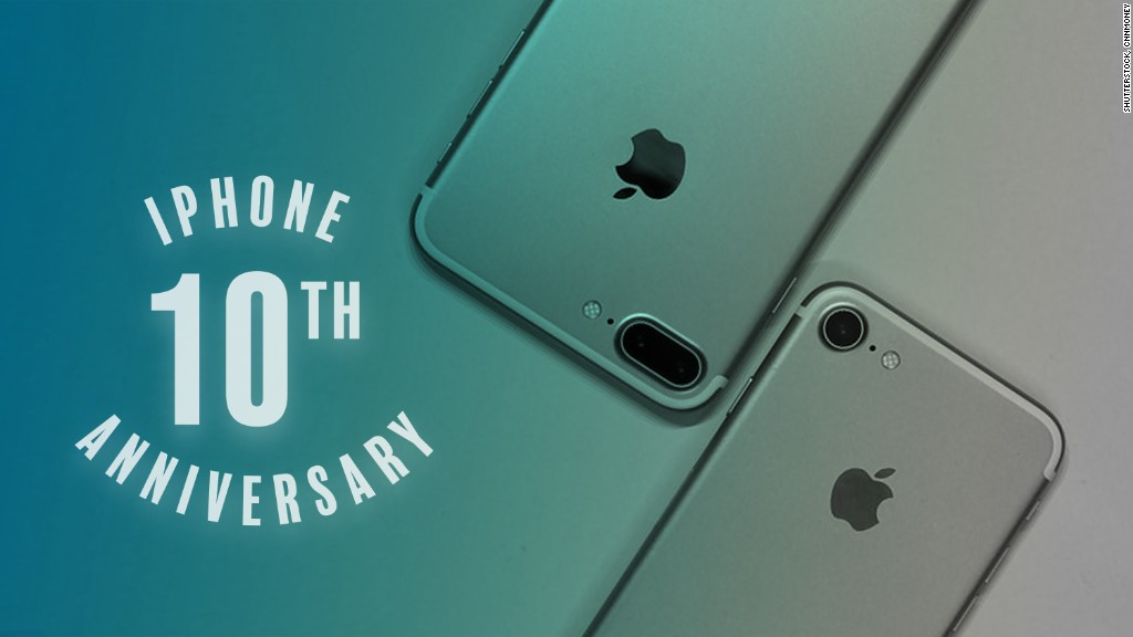 Happy 10th birthday, iPhone