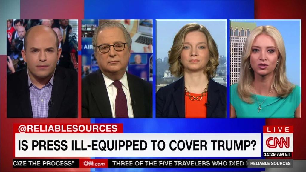 Is the press ill-prepared to cover Trump?