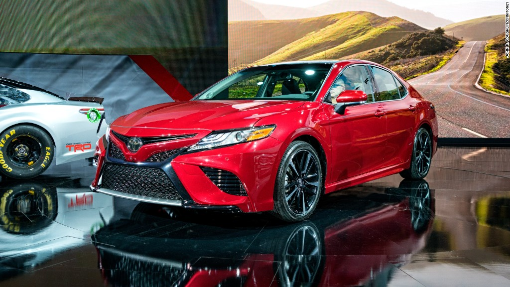 Toyota Camry gets some sex appeal