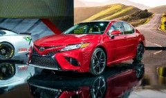 New Toyota Camry: America's favorite car tries to liven up