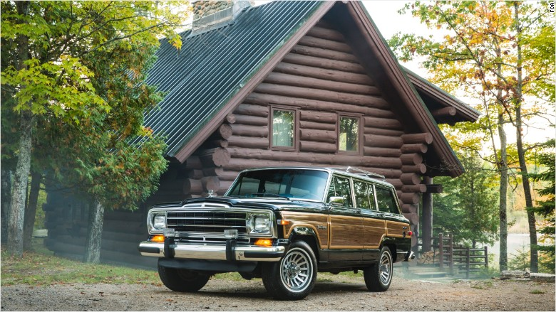Jeep, Grand Wagoneer Under Works? Model Coming Soon