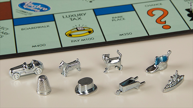 Hasbro has 'Monopoly' with toy fans as Mattel struggles