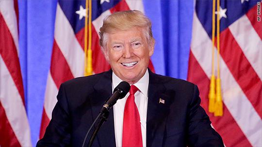 Lawsuit: Trump is violating Constitution