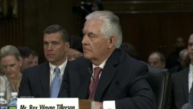 Tillerson: 'I do not oppose TPP'